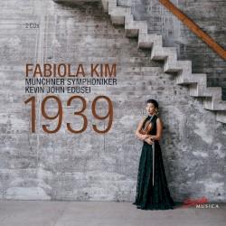 1939 by Fabiola Kim ,   Münchner Philharmoniker ,   Kevin John Edusei