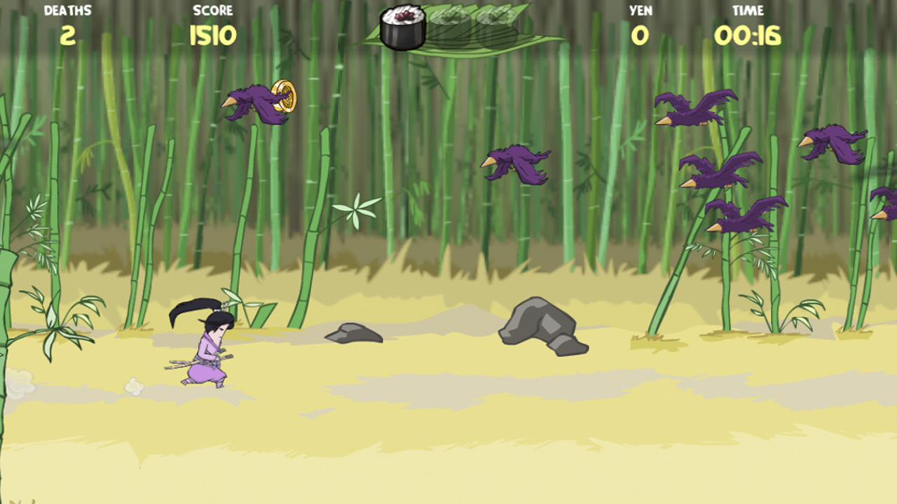 Screenshot of Kinito Ninja