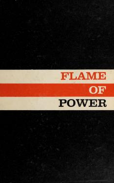 Cover of: Flame of power | Peter C. Newman