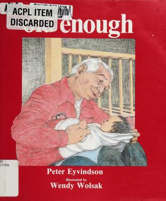 Cover of: Old Enough | Peter Eyvindson