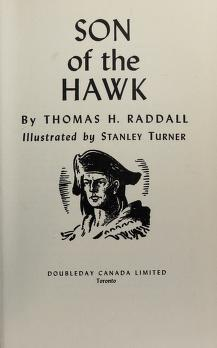 Cover of: Son of the hawk   Thomas H. Raddall