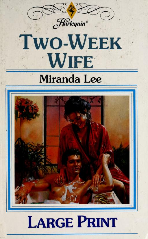 Two-Week Wife by Miranda Lee