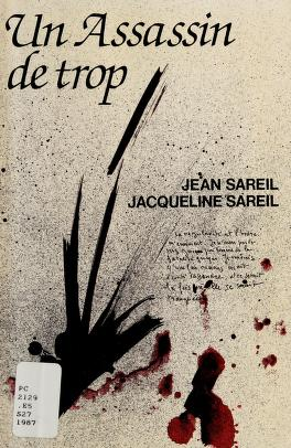 Cover of: Un assassin de trop | Jean Sareil