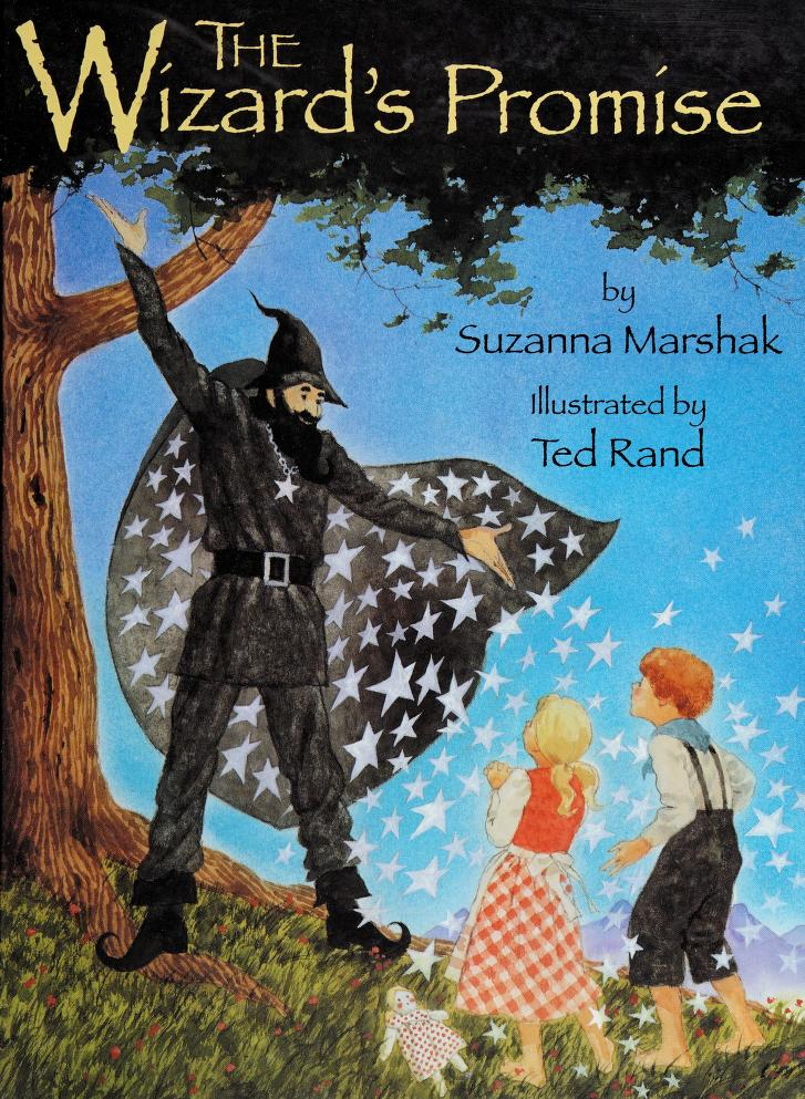 The wizard's promise by Suzanna Marshak